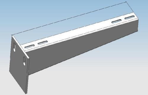 电缆桥架立柱